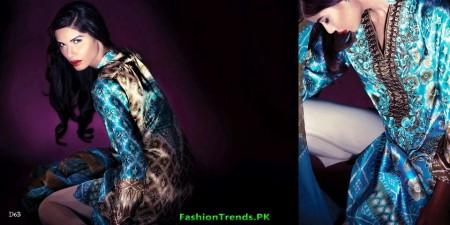 Sana Safinaz Silk Collection 2012