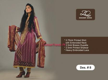 Star Textiles ZQ Designer Series 2012