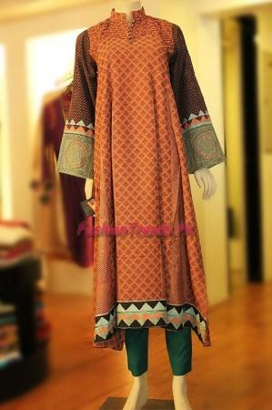 Thredz Winter Collection For Women 2012-13