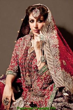 Mohsin Naveed Ranjha Bridal Collection 2012