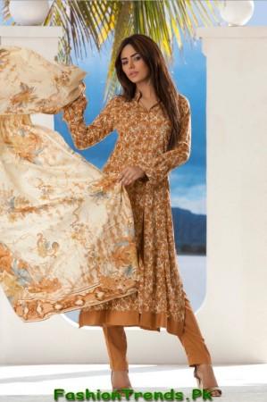 Firdous Paris Linen 2012