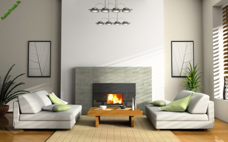 Fireplace And Interior Design