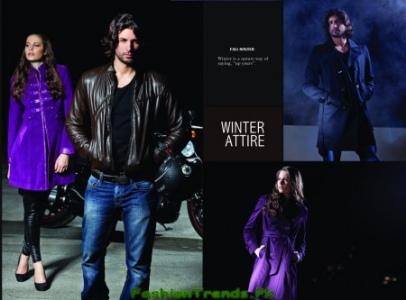 Forecast Latest Winter Collection 2012