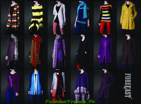 Latest Winter Collection 2012 for Men and Women by Forecast 0 Comments