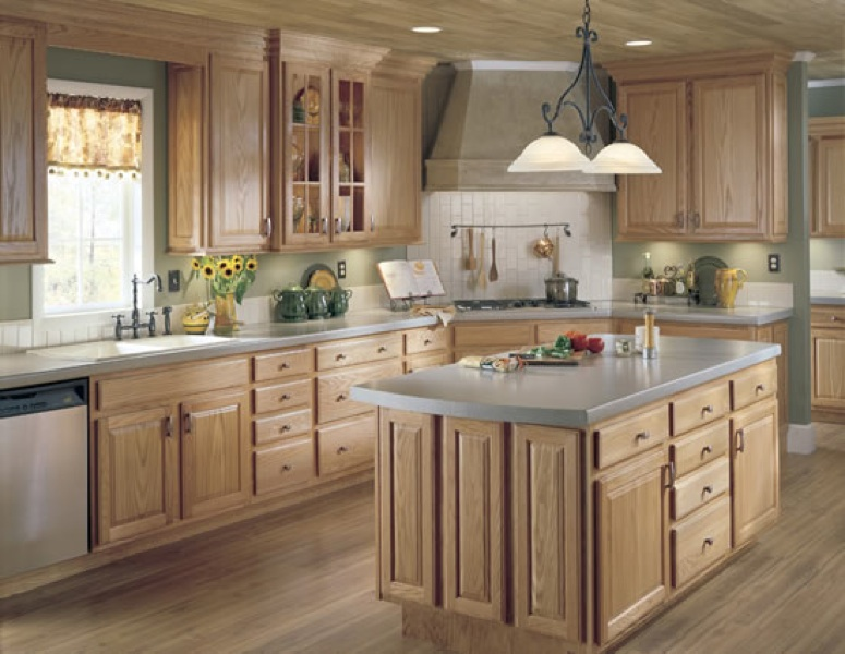 Ideas for kitchen decoration fashion 2017 for Cocinas rusticas modernas