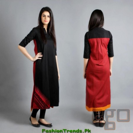 Ego Winter 2012 Casual Wear Collection
