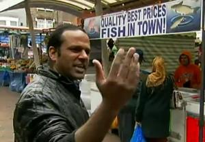Pakistani Fish Seller Singer Shahid Nazir