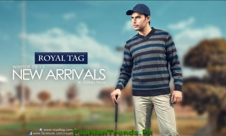 Royal Tag Winter 2012-13 Menswear Collection