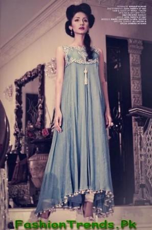 Shagufta Imam Formal Dresses 2012
