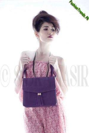 Sidra Nasir Parties Handbags & Clutches 2012