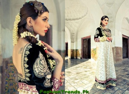 Threads And Motifs Party Wear 2012 Dresses