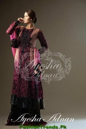 Ayesha Adnan Winter Collection 2013