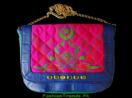Mahin Hussain Clutches Collection 2013