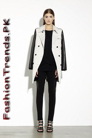 DKNY New York Pre-Fall Collection 2013