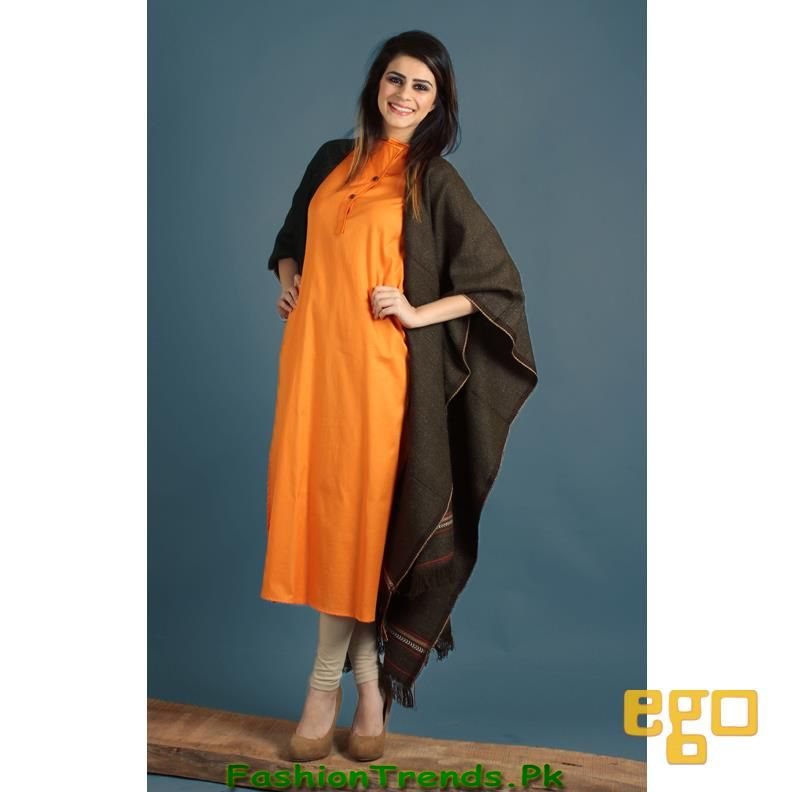 Fashion style Winter ego latest collection for lady