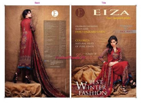 Eiza by UA Textiles Winter Collection 2013