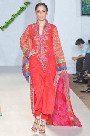 Fashion Pakistan Week 3 Al Karam Collection