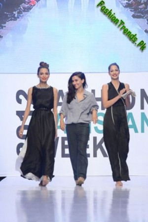 Misha Lakhani Collection at Fashion Pakistan Week 3