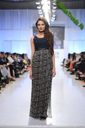 Misha Lakhani Collection at Fashion Pakistan Week 3