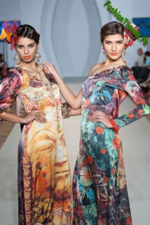 Fashion Pakistan Week 3 Nomi Ansari Collection