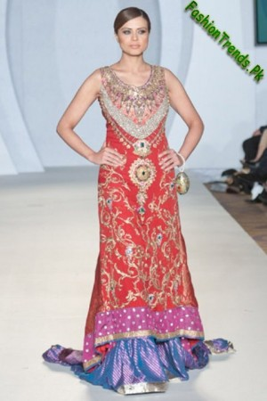 Fashion Pakistan Week 3 Saadia Mirza Collection