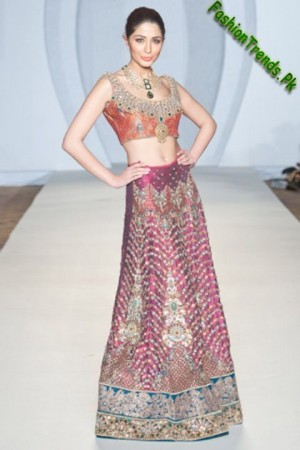 Saadia Mirza Collection at Fashion Week Pakistan 3
