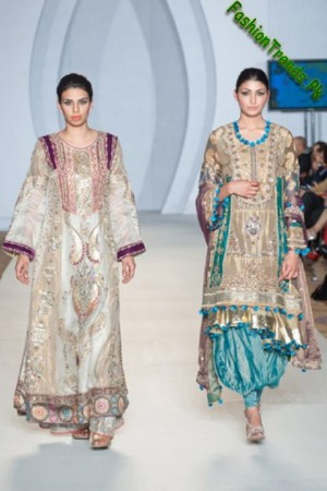 Saadia Mirza Collection at FPW 3