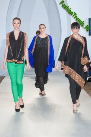 Fashion Pakistan Week 3 Sonya Batla Collection