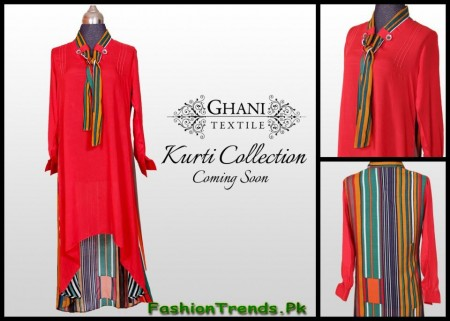 Ghani Textiles Winter Collection 2013