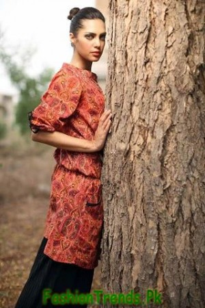Khaadi Pret Wear Collection 2013