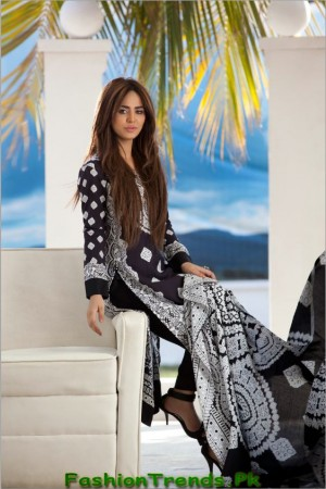 Firdous Paris Linen Collection 2013 Vol 3