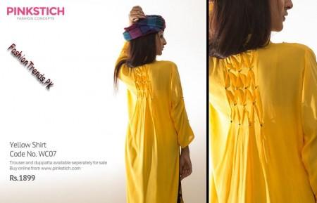 Pinkstich Winter Collection 2013