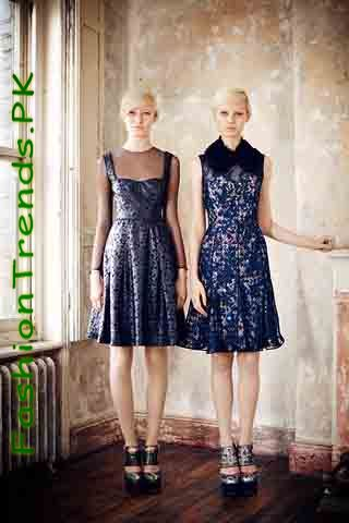 Pre-Fall 2013 Collection by Erdem Moralioglu