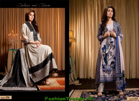 Shariq Textiles Khaddar Collection 2013