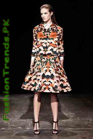 Thakoon Panichgul Pre-Fall Collection 2013