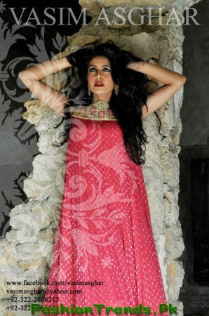 Vasim Asghar Formal Wear Collection 2013