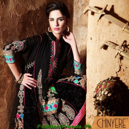 Winter Dresses 2013 by Chinyere