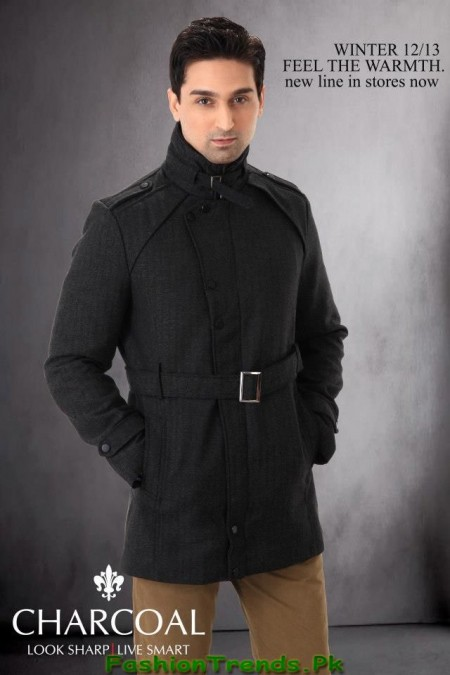 Charcoal Winter Collection 2013