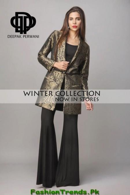 Deepak Perwani Winter Collection 2013