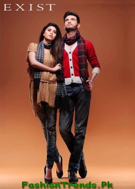 Exist Latest Winter Collection 2013
