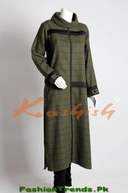 Kashish Winter Party Dresses 2013