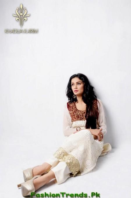 Khadija Karim Formal Dresses 2013