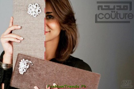 Madiha Couture New Handbags Collection 2013