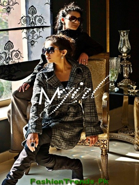 Mgirl Winter Collection 2013 by Maria B