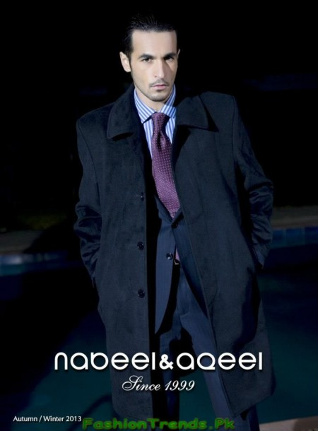 Nabeel & Aqeel Autumn Collection 2013