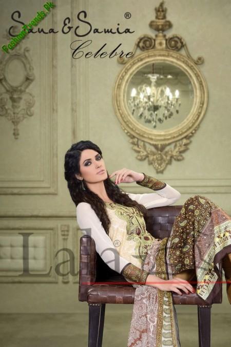 Sana Samia Magnifique Collection 2013
