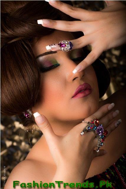 Tania Homsi Jewellery Collection 2013