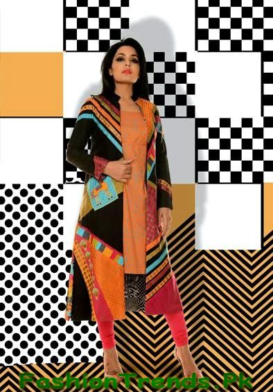 Wardha Saleem Winter Collection 2013