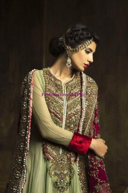 Ammar Shahid Bridal Dresses 2013