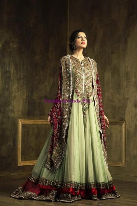 Ammar Shahid Bridal Wear Collection 2013
